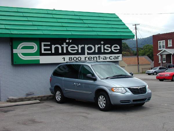 enterprize car rental: